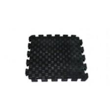 Siyah Tatami Minderi 100x100 26 mm A Kalite