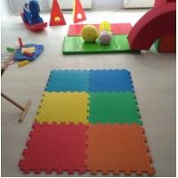 Tatami Minderi 50x50 10 mm A Kalite Anaokulu Çocuk Odası